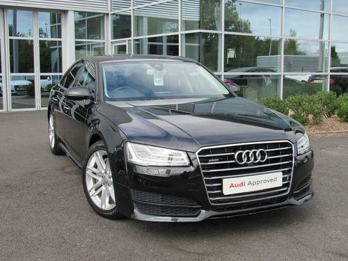 Used Audi A Sport TDI Quattro PS Tiptronic On Finance In - Audi a8 sport