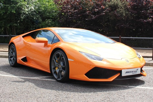Used Lamborghini Huracan On Finance From 50 Per Month No Deposit