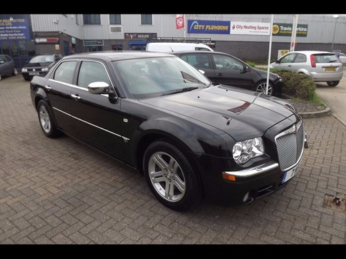 Used Chrysler 300c On Finance From 50 Per Month No Deposit