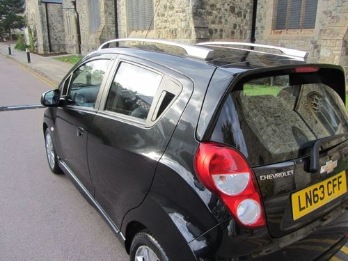 Used Chevrolet Spark 1 2 Ltz 5d 80 On Finance In Enfield 163