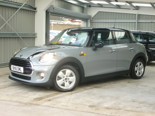 Used Mini Cooper Cooper D On Finance In Abergavenny 23059 Per