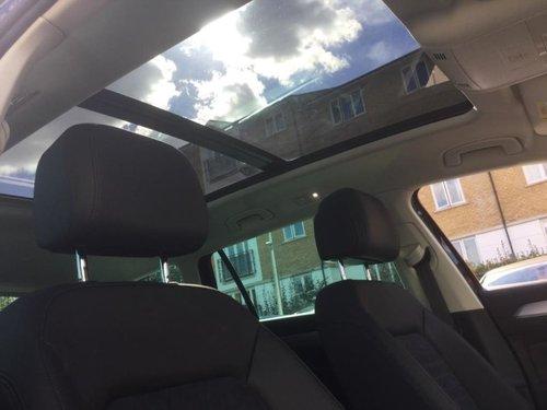 Volkswagen Passat seat