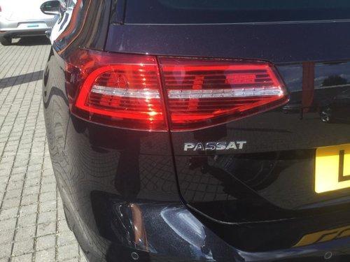 Volkswagen Passat alloy