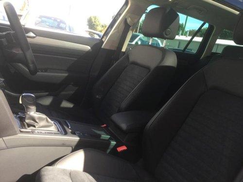 Volkswagen Passat boot