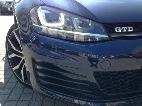 Volkswagen Golf speakers