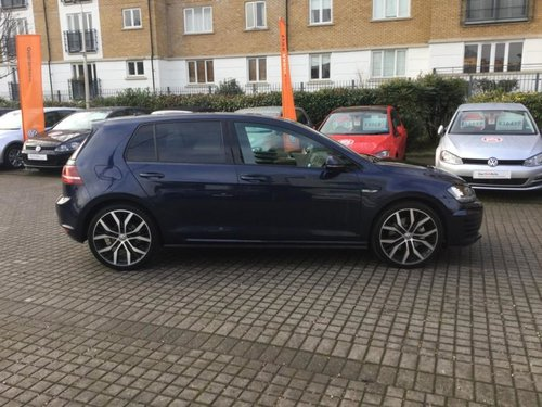 Volkswagen Golf NIGHT BLUE