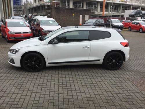 Volkswagen Scirocco gps