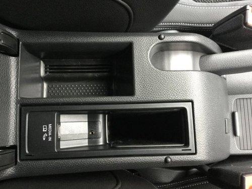 Volkswagen Scirocco seat