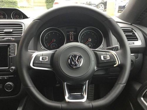 Volkswagen Scirocco boot