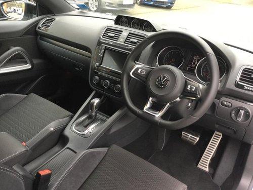 Volkswagen Scirocco windows