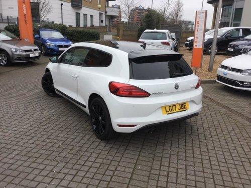 Volkswagen Scirocco windscreen