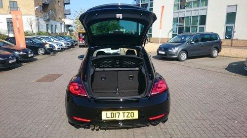 Volkswagen Beetle front