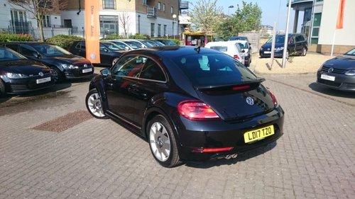 Volkswagen Beetle windscreen