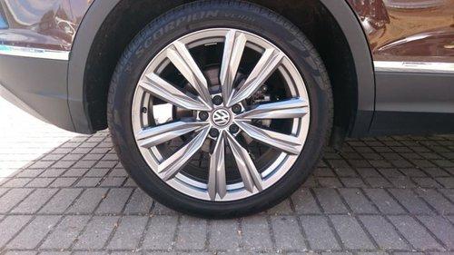 Volkswagen Tiguan seat