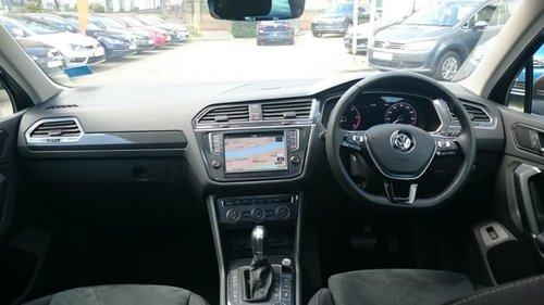 Volkswagen Tiguan Brown