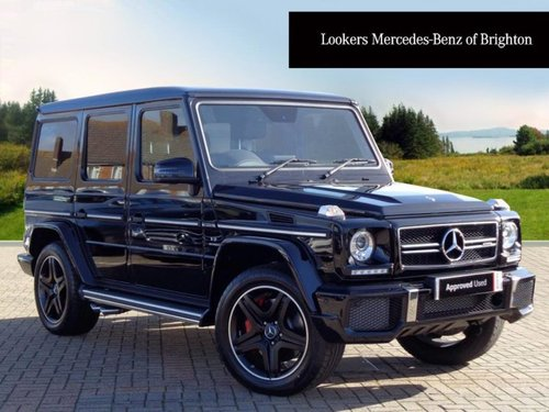 Used mercedes benz g class on finance from 50 per month for Mercedes benz lookers