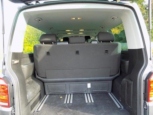Volkswagen Caravelle gps