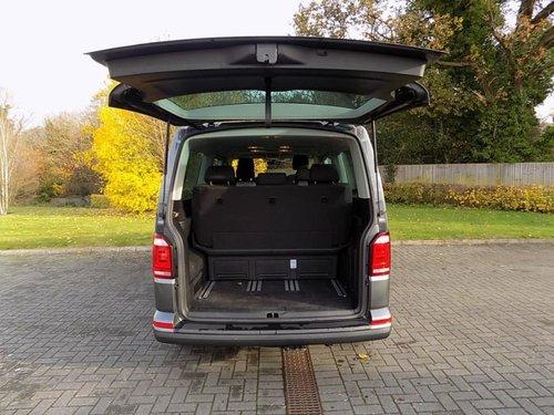 Volkswagen Caravelle motor