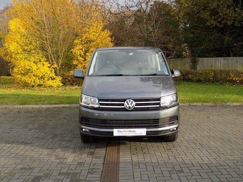 Volkswagen Caravelle alloy