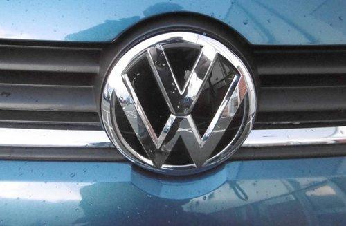 Volkswagen Polo front