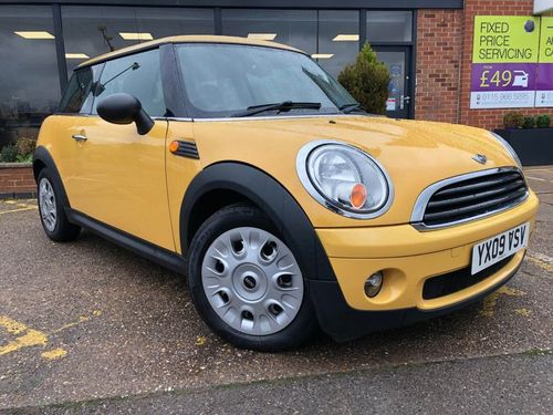 Used Mini One Clubman One 14 One 3d On Finance In Nottingham 8871