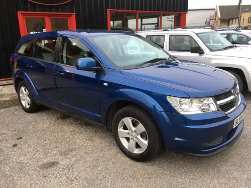 Used Dodge Journey On Finance From 163 50 Per Month No Deposit