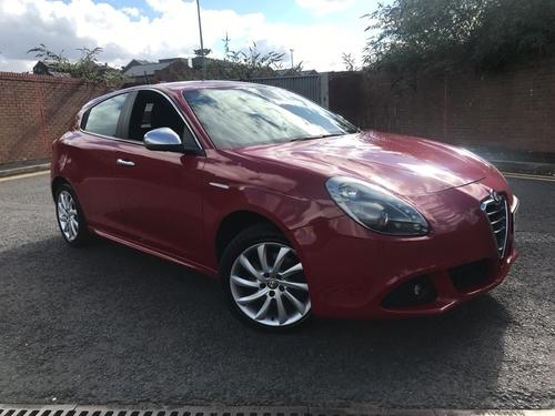Used Alfa Romeo GIULIETTA JTDM Veloce On Finance In Leeds - Used alfa romeo giulietta