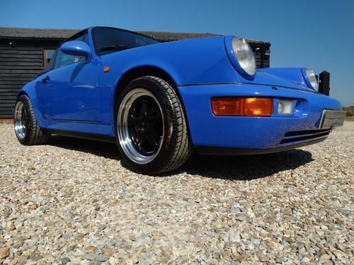 Used Porsche 911 Carrera 2 Cabrio Manual On Finance In Lymington
