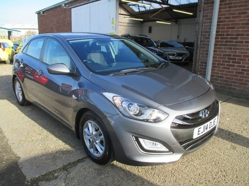 Used hyundai i30 in berkshire on finance from 50 per for Hyundai motor finance corporate office