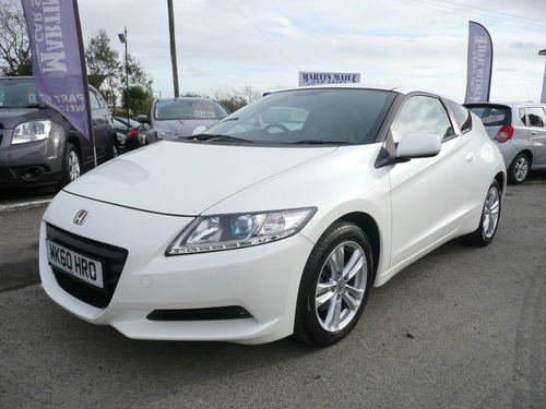 Used honda cr z on finance from 50 per month no deposit for Martin honda used cars