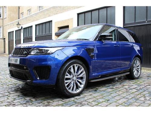 Land Rover Range Rover engine