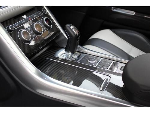 Land Rover Range Rover boot
