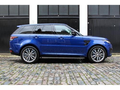 Land Rover Range Rover doors