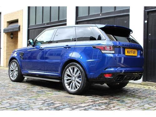 Land Rover Range Rover stereo