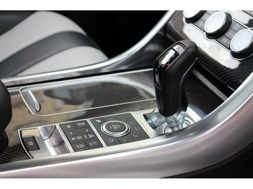 Land Rover Range Rover motor