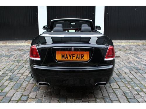 Rolls-Royce  back