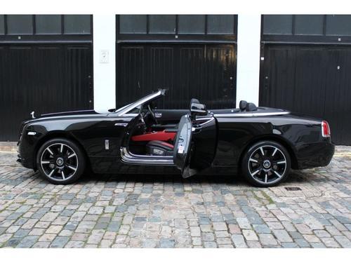 Rolls-Royce  seat