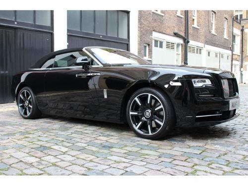 Rolls-Royce  dashboard