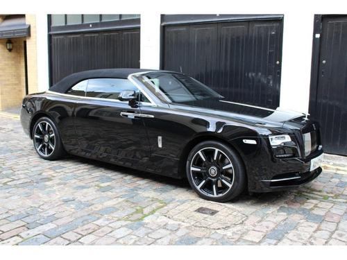 Rolls-Royce  windscreen