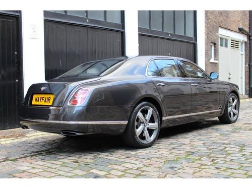 Bentley Mulsanne alloy