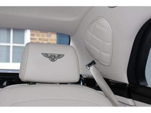 Bentley Mulsanne motor