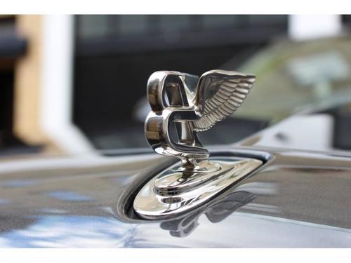 Bentley Mulsanne front