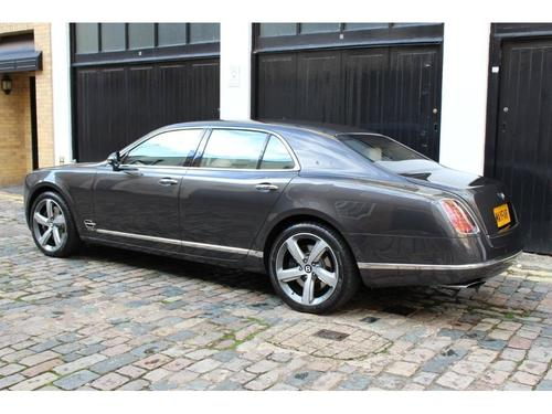 Bentley Mulsanne gps