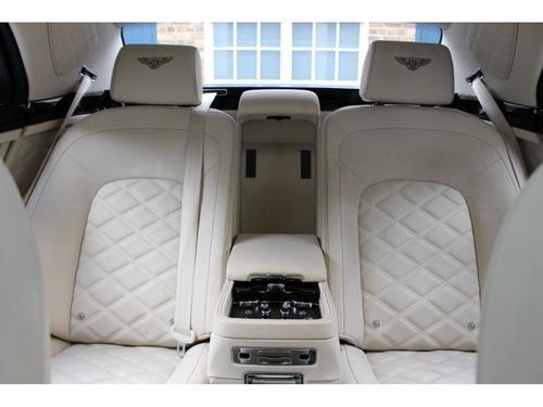 Bentley Mulsanne windows