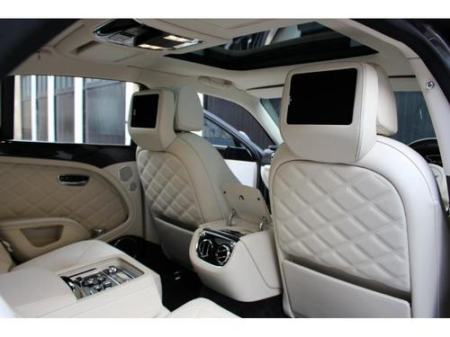 Bentley Mulsanne Grey