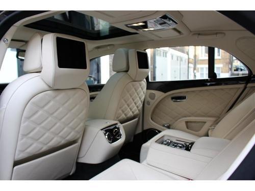 Bentley Mulsanne London