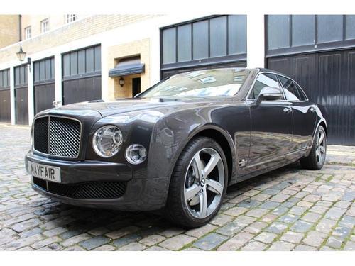 Bentley Mulsanne wheel