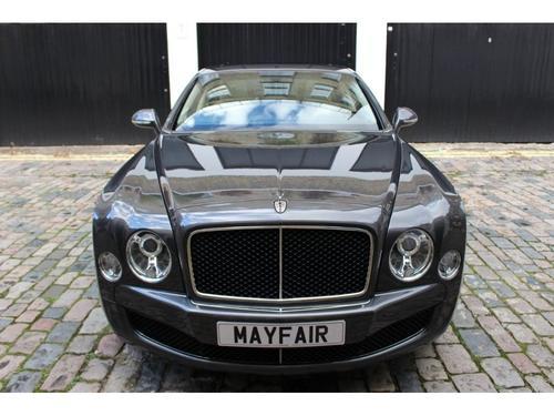 Bentley Mulsanne alloy wheels