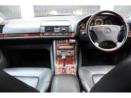 Mercedes-Benz CL stereo