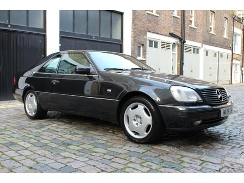 Mercedes-Benz CL London